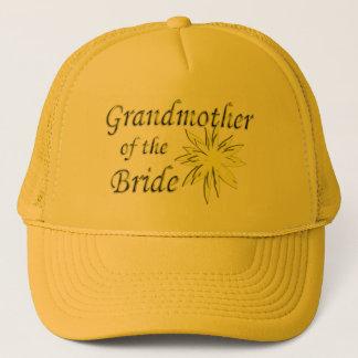 Grandmother of the Bride Trucker Hat