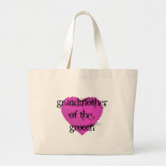 Grandmother of the Groom Tote Bags