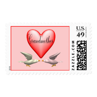 Grandmother Valentine T-shirts and Gifts Postage