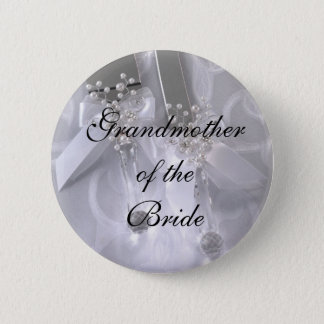 Grandmotherof theBride Pinback Button