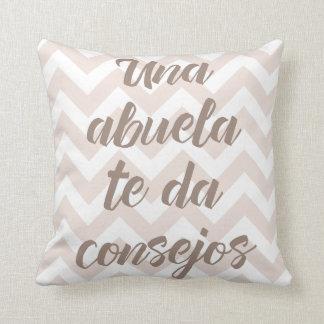Grandmother's Advice Pillow