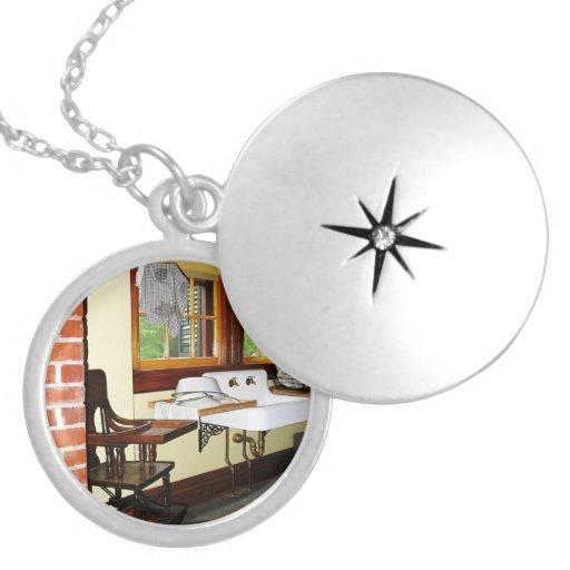 Grandmother's Kitchen Custom Necklace
