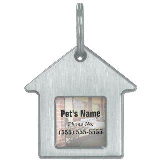 Grandmother's Kitchen Pet Name Tag