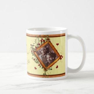 Grandmother's Love Personalized Photo Frame Mug