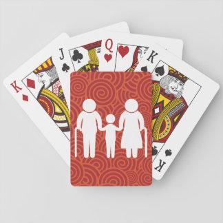 Grandmothers Minimal Playing Cards