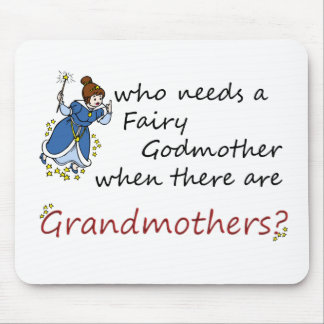 Grandmothers Mouse Pad