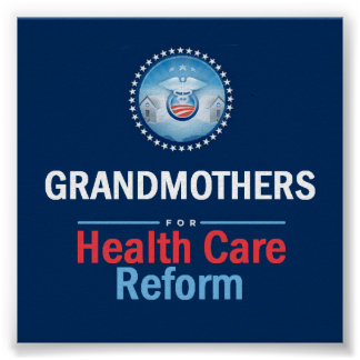 Grandmothers Poster