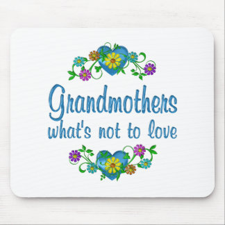 Grandmothers to Love Mouse Pad