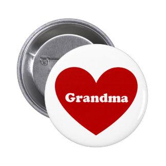 Grandmum 2 Inch Round Button