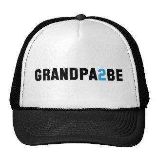 Grandpa2Be - Abuelo a ser Gorros Bordados