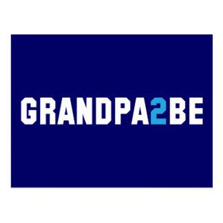 Grandpa2Be - Grandpa To Be Postcard