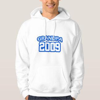 Grandpa 2009 hoodie