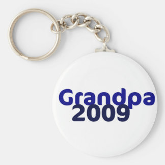 Grandpa 2009 key chain