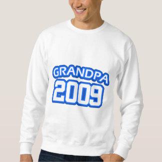 Grandpa 2009 sweatshirt