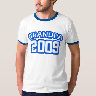 Grandpa 2009 T-Shirt
