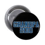 Grandpa 2010 2 inch round button