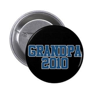 Grandpa 2010 pin