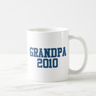 Grandpa 2010 coffee mug