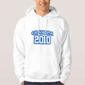 Grandpa 2010 hoodie