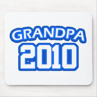 Grandpa 2010 mouse pad