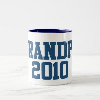 Grandpa 2010 coffee mugs