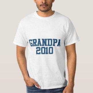 Grandpa 2010 shirt