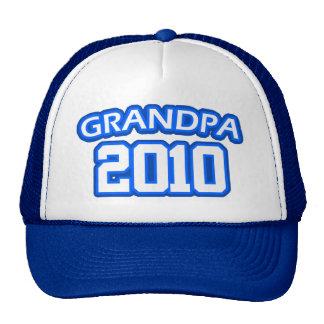Grandpa 2010 trucker hat