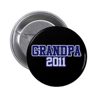 Grandpa 2011 buttons