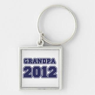 Grandpa 2012 keychain