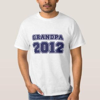 Grandpa 2012 T-Shirt