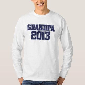 Grandpa 2013 T-Shirt