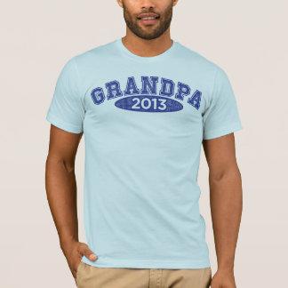 Grandpa 2013 t-shirt or sweatshirt for Grandfather