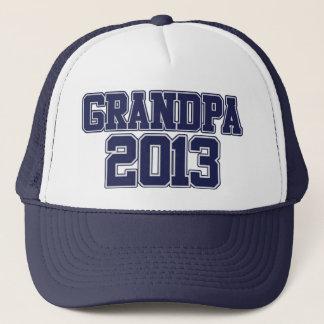 Grandpa 2013 trucker hat