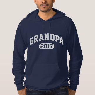 Grandpa 2017 hoodie