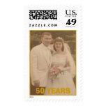 Grandpa and Grandma cropped.jpg, 50 YEARS Stamps