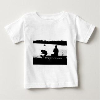 grandpa and me baby T-Shirt