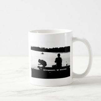 grandpa and me coffee mug