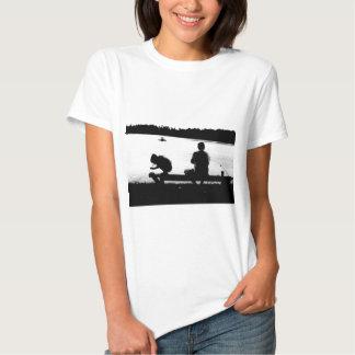 grandpa and me T-Shirt