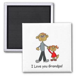 Grandpa_Art Magnet (Personalize)