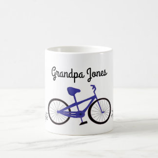 Grandpa Bike Rides Coffee Mug