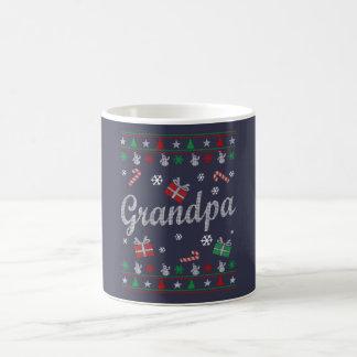 Grandpa Christmas Coffee Mug