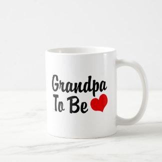 Grandpa Classic White Coffee Mug