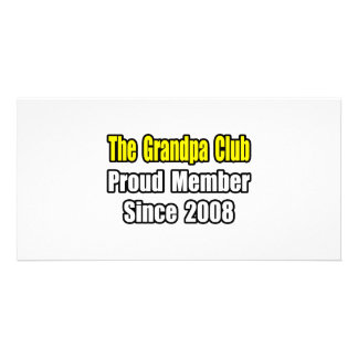Grandpa Club...Since 2008 Photo Cards