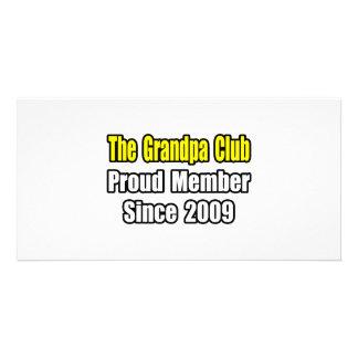 Grandpa Club...Since 2009 Photo Card