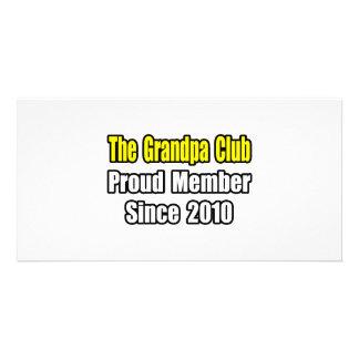 Grandpa Club...Since 2010 Photo Card