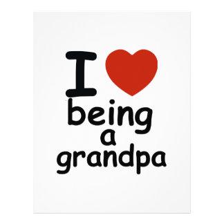 grandpa design letterhead