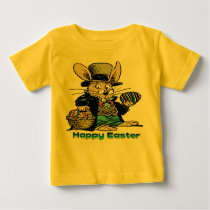Grandpa Easter Bunny Baby T-Shirt