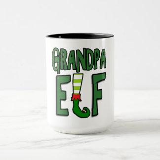 Grandpa Elf Mug