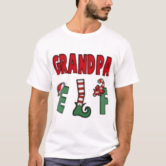 GRANDPA ELF T-Shirt
