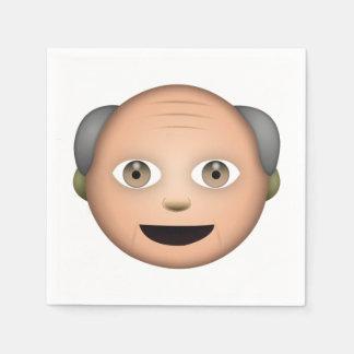 Grandpa - Emoji Napkin